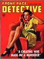 A Cheating Wife Made Me Murder – Pulp Covers