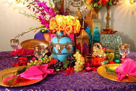 fiesta estilo marroqui dale detalles