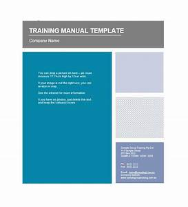 Employee training manual template template idea 26 for Staff training manual template