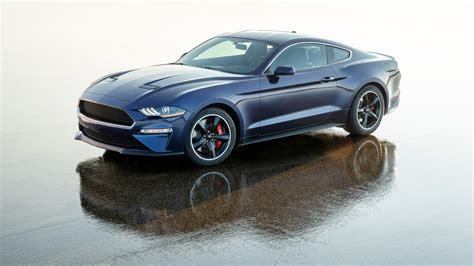 Kona 2019 4k Wallpapers by 2019 Ford Mustang Bullitt Kona Blue Side View Mustang