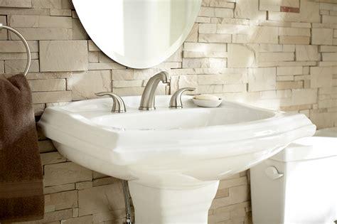 allerton 8 quot centers petite pedestal bathroom sink