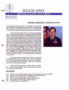 air force installations review guide correspondence With air force bio template