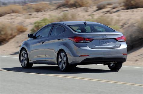 Gas Mileage For Hyundai Elantra by 2015 Hyundai Elantra Reviews Research Elantra Prices