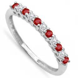 aquamarine stud earrings half carat diamond and ruby wedding ring band in