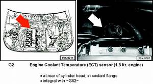 2003 Passat  Where Is The Location Of The Cooling