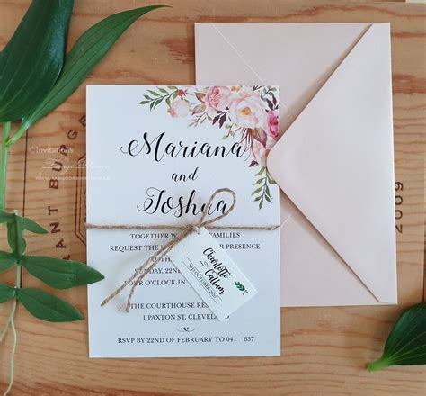 invitations  tango design wedding invitations easy