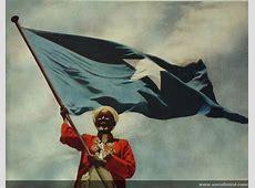 Somalia's flag adopted on 12101954 Somali blog