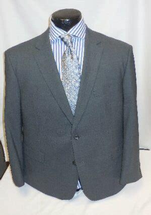 austin reed navy plaid suit