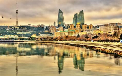 Baku, also known as baky or bakı, is the largest city in the caucasus and the capital of azerbaijan. Beautiful Baku