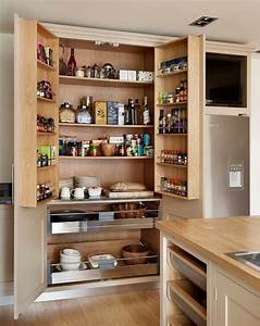 15 Handy Kitche... Pantry Ideas