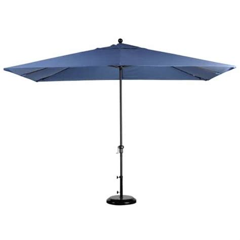 11 x 8 rectangular market umbrella