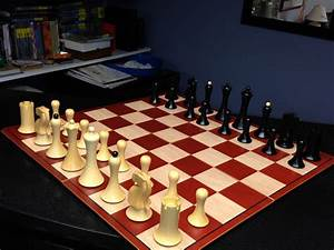 Comparing Best Chessmen Ever Stage I Sets Chess Forums