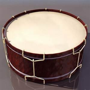 brazilian frame drum 3d model 3ds files free download With what kind of paint to use on kitchen cabinets for musical instrument wall art