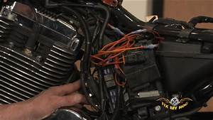 Harley Flh Wiring Harness Diagram Harley Ignition Wiring Wiring Diagram