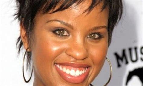 Short Hairstyles For Black Women Thin Hair
