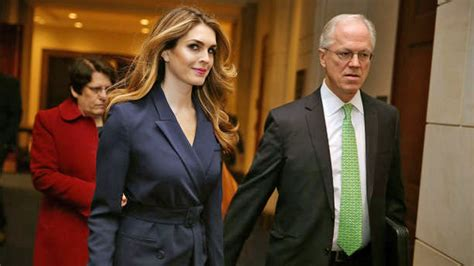 Report: White House communications director Hope Hicks ...
