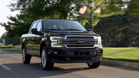 2019 Ford F 150 Limited by 2019 Ford F 150 Limited Driving Interior Exterior