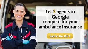 Cheap Commercial Ambulance Insurance in Georgia