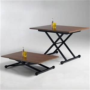 Table Basse Up And Down : table basse monte et baisse up down acheter ce produit au meilleur prix ~ Teatrodelosmanantiales.com Idées de Décoration