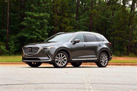 Mazda Cx 9 2019 by Family Sized 2019 Mazda Cx 9 Signature Review