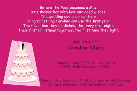 Marriage Advice Quotes For Bridal Shower by Bridal Shower Poems And Quotes Quotesgram