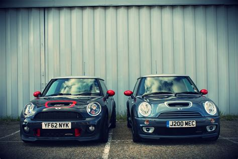 Tested : MINI John Cooper Works GP 1 and 2 - AROnline