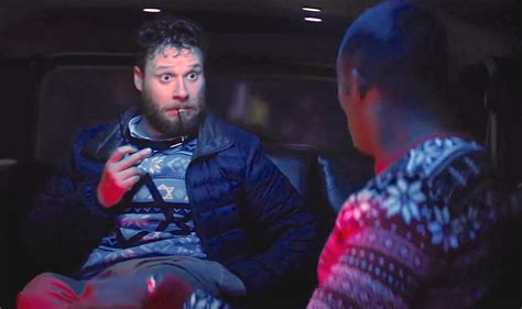 Film Review There's A Bit Too Much Christmas Movie In The Night Before  We Minored In Film
