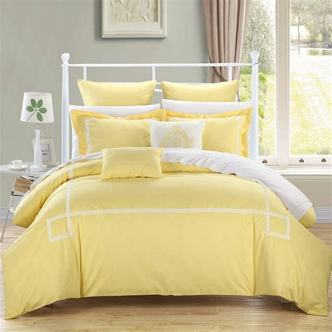 yellow comforter set 6 yellow bedding sets you ll webnuggetz