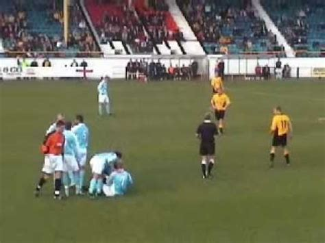 Southport FC v Hyde United FA Cup - YouTube
