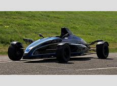 Will Ford Build A StreetLegal Challenger To The Ariel Atom?