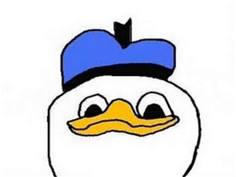 Donald Duck Meme - meme creator dolan duck meme generator at memecreator org