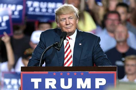 trump party donald system death rally triumph victory speaks winning multiple modern arizona campaign could obama serious rise parties third