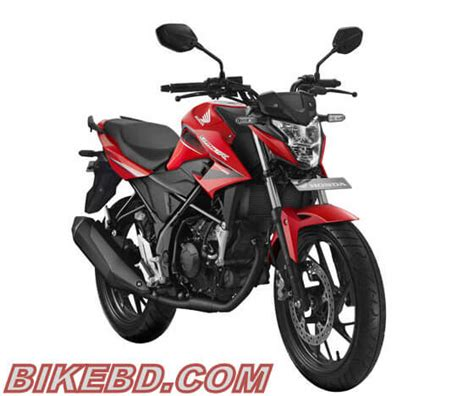 Cb150r Streetfire by Honda Cb150r Streetfire Specifications Review Top Speed