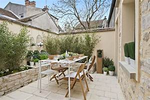 quatre idees deco pour amenager votre terrasse maison With comment amenager un petit jardin 1 transformer et vegetaliser un patio