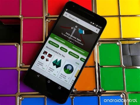 how to and manage apps from the play store