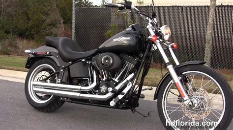 Used 2006 Harley Davidson Fxstb Night Train Motorcycles