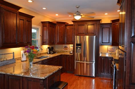 Staggered Height Kitchen Cabinets  Kitchen Cabinet