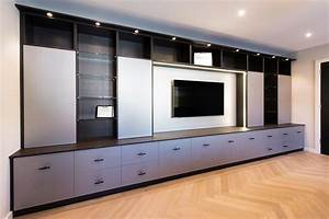 Modern Tv Wall Units Living Room Cabinets With Doors