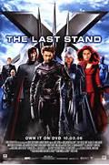 The RetroCritic  X-MEN...X Men 3 Movie Poster