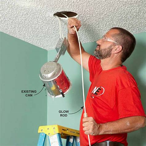 how to install recessed lighting diy ready