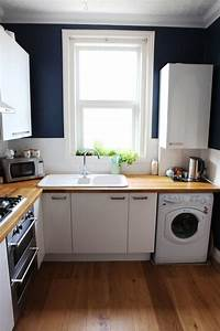 best 25 dark painted walls ideas on pinterest dark blue With best brand of paint for kitchen cabinets with navy blue canvas wall art