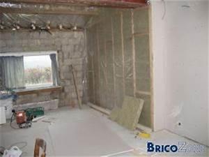 Comment Isoler Un Mur En Pierre Humide : comment isoler des vieux murs en pierre p 45 cm ~ Premium-room.com Idées de Décoration