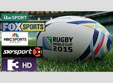 List Of TV Channels Broadcasting 2015 Rugby World Cup