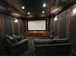 Home Cinema Room : how to soundproof a home theater room quiet curtains ~ Markanthonyermac.com Haus und Dekorationen