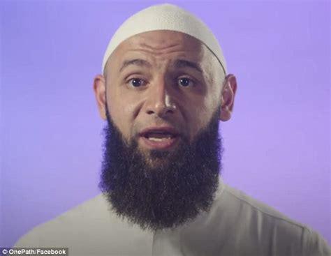 australian imam slams islamic tv network daily mail