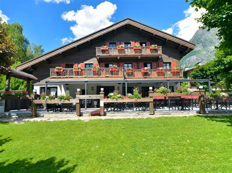 chalet h 244 tel le castel chamonix mont blanc all accommodation