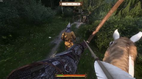 horse kcd epic chase archer