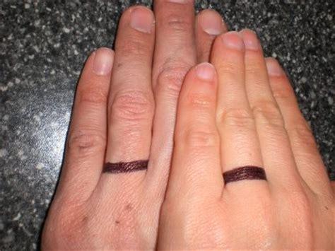 tribal tattoos designs wedding ring tattoos the ultimate