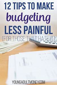 How To Do A Budget Spreadsheet 12 Tips To Make Budgeting Less Young Money