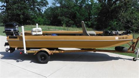 Stik Boats Price by Stick Steer Bass Boat 1500 Stonewall Boats